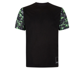 Camo T-Shirt Short Sleeves L