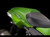 Seat cover ZZR1400 Candy lime green