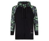 Camo Hoodesd Sweatshirt 3XL
