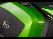 Kawasaki Protection film 35L Pannier set