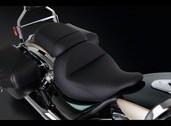 Gel seat, rear plain