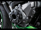 Engine guards Z800 2013~