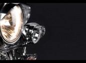 Spotlight visor, VN900