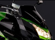 Z1000 WINDSCREEN SMOKE TINTED 2010~2013