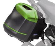 Kawasaki Covers for 56L Panniers Candy Lime Green