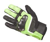 Kawasaki Summer Gloves Lime Size MED