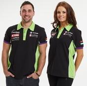 "GB Moto Team Polo Shirt - Size LRG 42"""