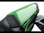 Kawasaki ZX636 Pillion Seat Cover Lime Green