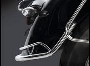 Rear fender trim, VN900