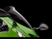 ZZR1400 SPOILER SCREEN SMOKE TINTED 2006 ~ 2014