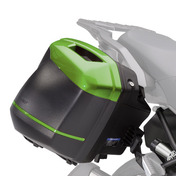 Kawasaki Deco Stripe Kit for 56L Panniers C.L. Green