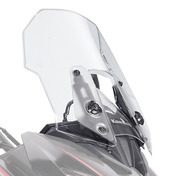 Large clear Windscreen Versys Windshield clear high Versys 1000 MY'17-