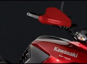 Kawasaki Hand Guard Brackets