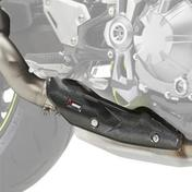 Akrapovic Z900 Carbon Heat shield
