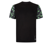 Camo T-Shirt Short Sleeves XL