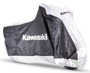 Kawasaki Outdoor Bike Cover - Large