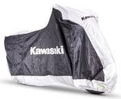 Kawasaki Outdoor Bike Cover - Large