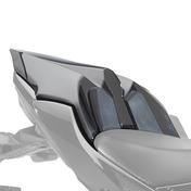 Kawasaki Ninja / Z650 Solo Seat Cover M.S.Black