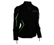 Kawasaki Highline Tourer Ladies Textile Jacket L