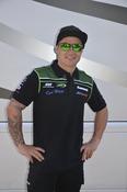 "Official 2017 Kawasaki BSB Team Polo Size MED 38"""
