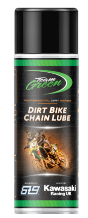 Team Green Dirt Bike Chain Lube 500ml picture