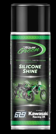 Team Green Silicone Shine 500ml picture
