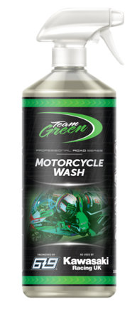 Team Green Motorcycle Wash 1ltr picture