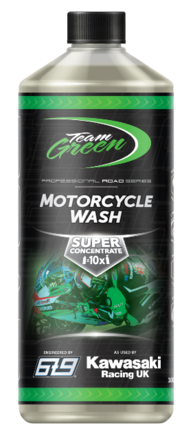 Team Green Motorcycle Super Concentrate Wash picture