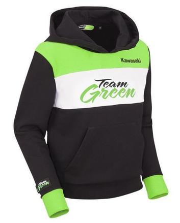Kawasaki Team Green Ladies Hoody Size LRG 12 picture