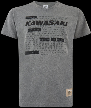 KAWASAKI T-SHIRT L picture