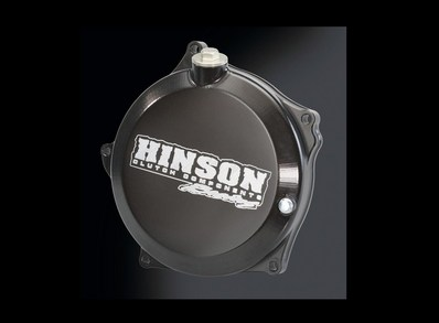 KX250 Hinson clutch cover picture