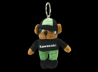 Bear key ring picture