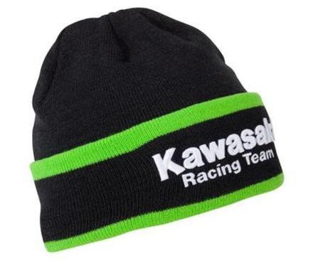 Kawasaki Genuine Clothing KRT Beanie Hat picture
