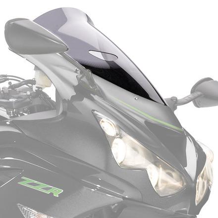 Kawasaki ZZR1400 Spoiler Screen picture
