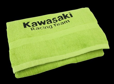 Team Green Towel picture
