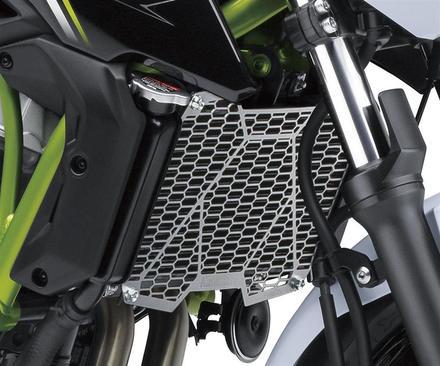 Kawasaki Ninja 650 Raditor Trim picture