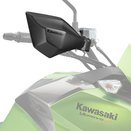 Kawasaki Hand Guards Versys-X 300 picture