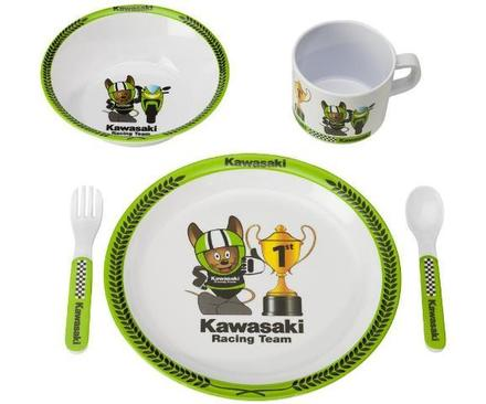 Kawasaki Childs Diner Set picture