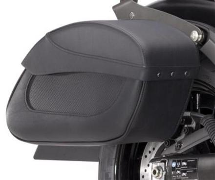 Leather saddlebag kit (Quick Release) picture