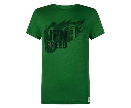 """Kawasaki Japan Speed T-shirt SIZE XLG 42"""" picture"""