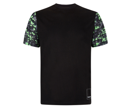 Camo T-Shirt Short Sleeves M picture