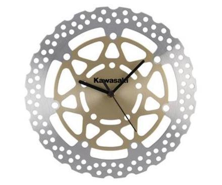 Kawasaki Disc Brake Clock picture