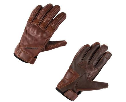Kawasaki RS leather Gloves M picture