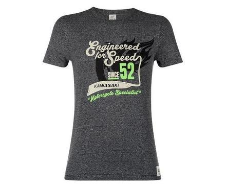 "Kawasaki Speed 52 T-shirt SIZE XLG 42"" picture"