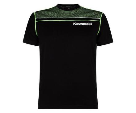 "Kawasaki Sports T-shirt SIZE LRG 40"" picture"