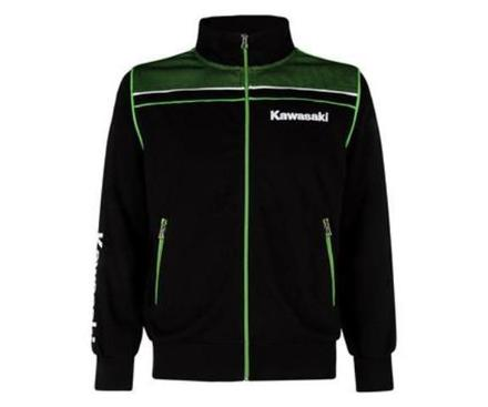"Kawasaki Sports Sweatshirt SIZE LRG 40"" picture"