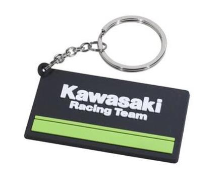 Kawasaki Racing Team Key Ring picture