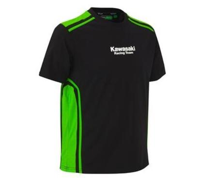 "Kawasaki Genuine Clothing KRT T-shirt SIZE XS 36"" picture"