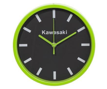 KAWASAKI WALL CLOCK 20CM picture