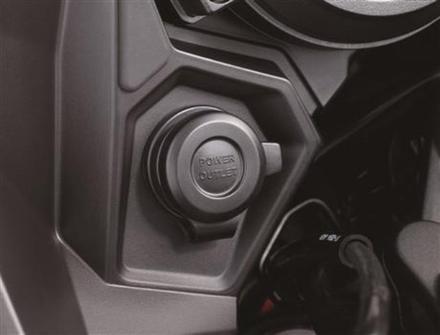 DC OUTPUT (12V Socket) picture